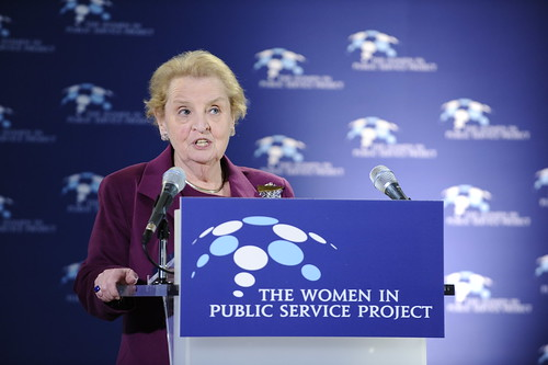 The Women in Public Service Project