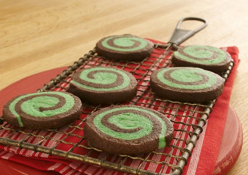 Chocolate Mint Pinwheels Recipe Ingredients 1 Pouch 1