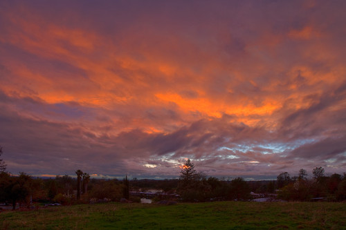 california sunset newcastle placercounty