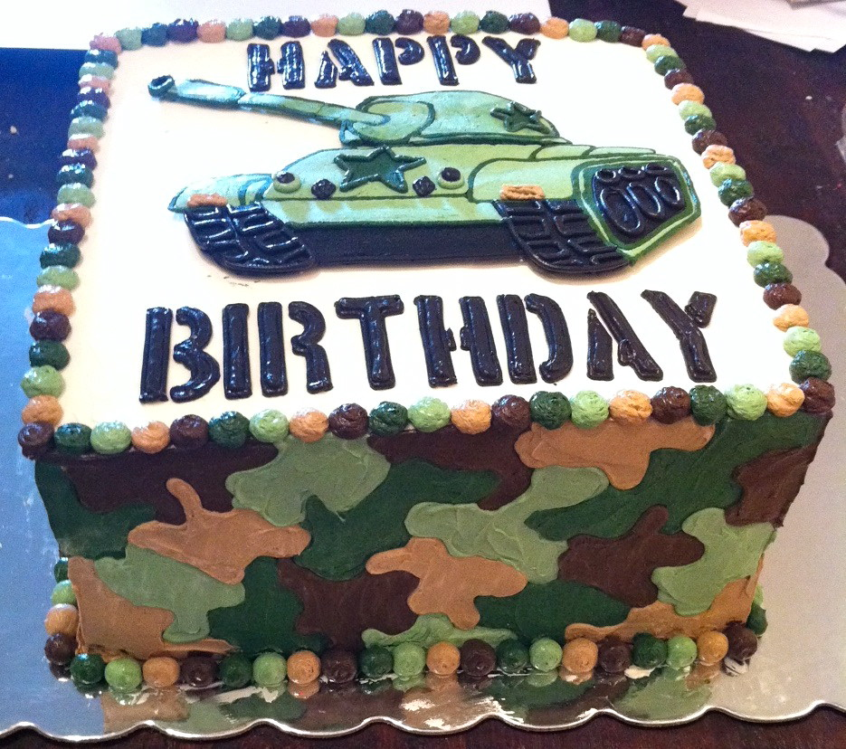Magnificent All Sizes Military Tank Birthday Cake Flickr Photo Sharing Personalised Birthday Cards Paralily Jamesorg