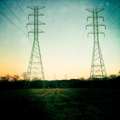 sunset red nashville jeep iphone electriclines 2011 edwinwarnerpark johnslens hipstamatic inas1969film