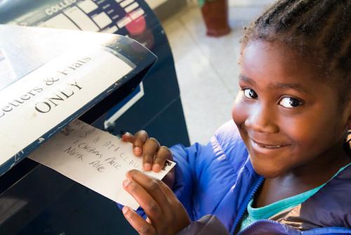 Sending Christmas Letter to Santa December 24, 2011 2   by stevendepolo