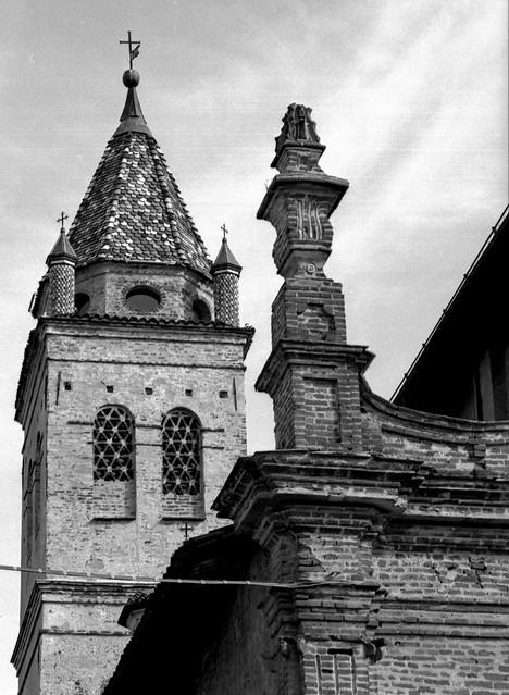 campanile maioliche san bernardo saluzzo zb etrsi