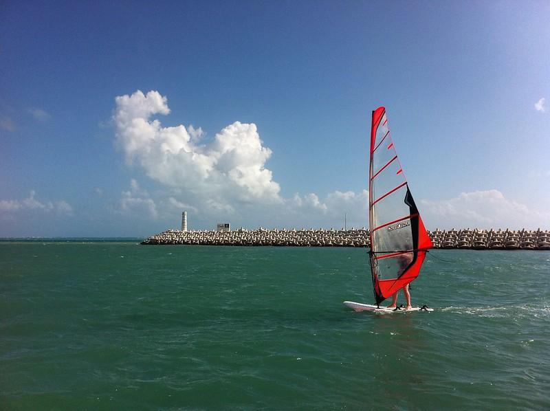 Cancun Desde el Mar