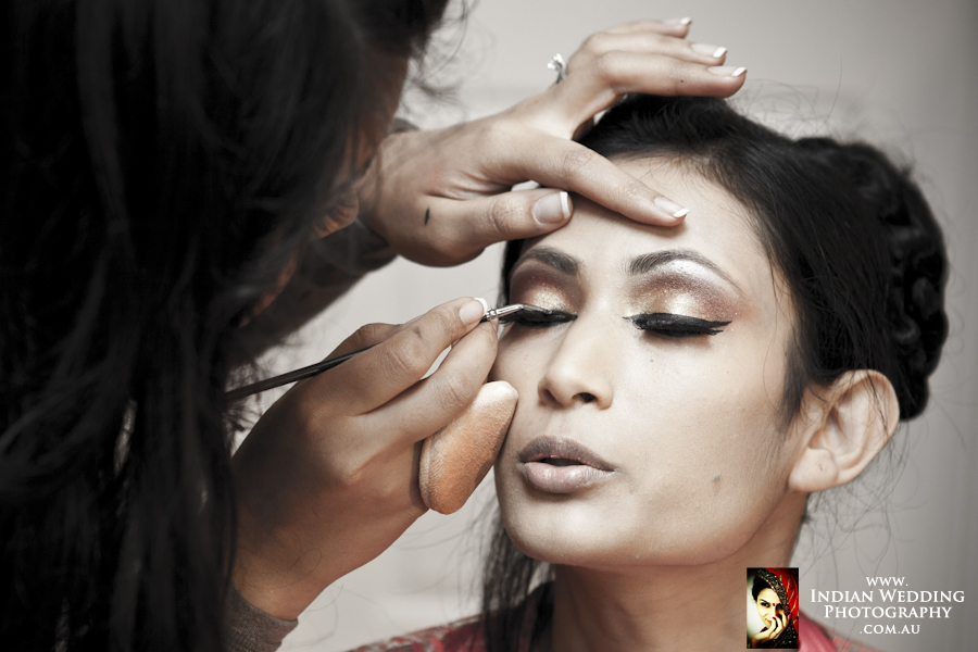 Bangladeshi Wedding - Bridal Photo-shoot, Sydney