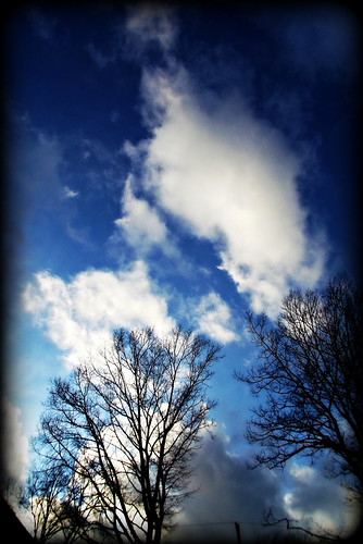 blue sky nature clouds outside outdoors oh blueskies willoughby
