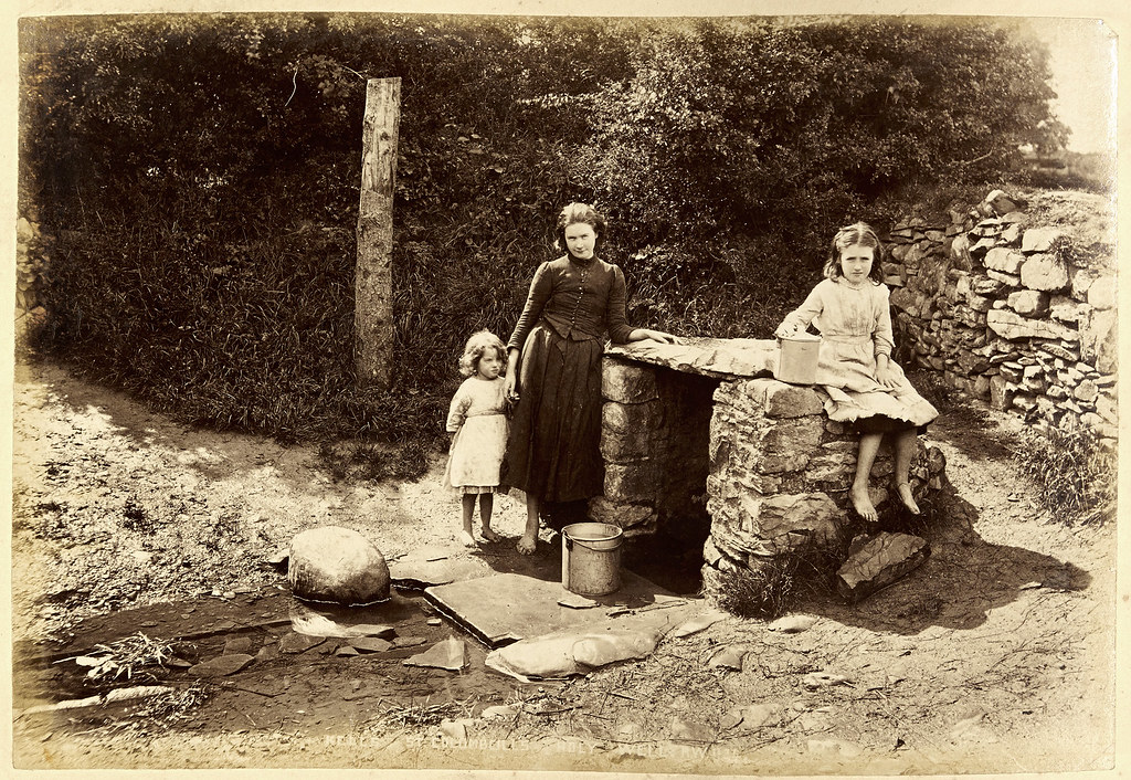 ... A Holy Well in Northern Ireland | by Public Record Office of Northern  Ireland