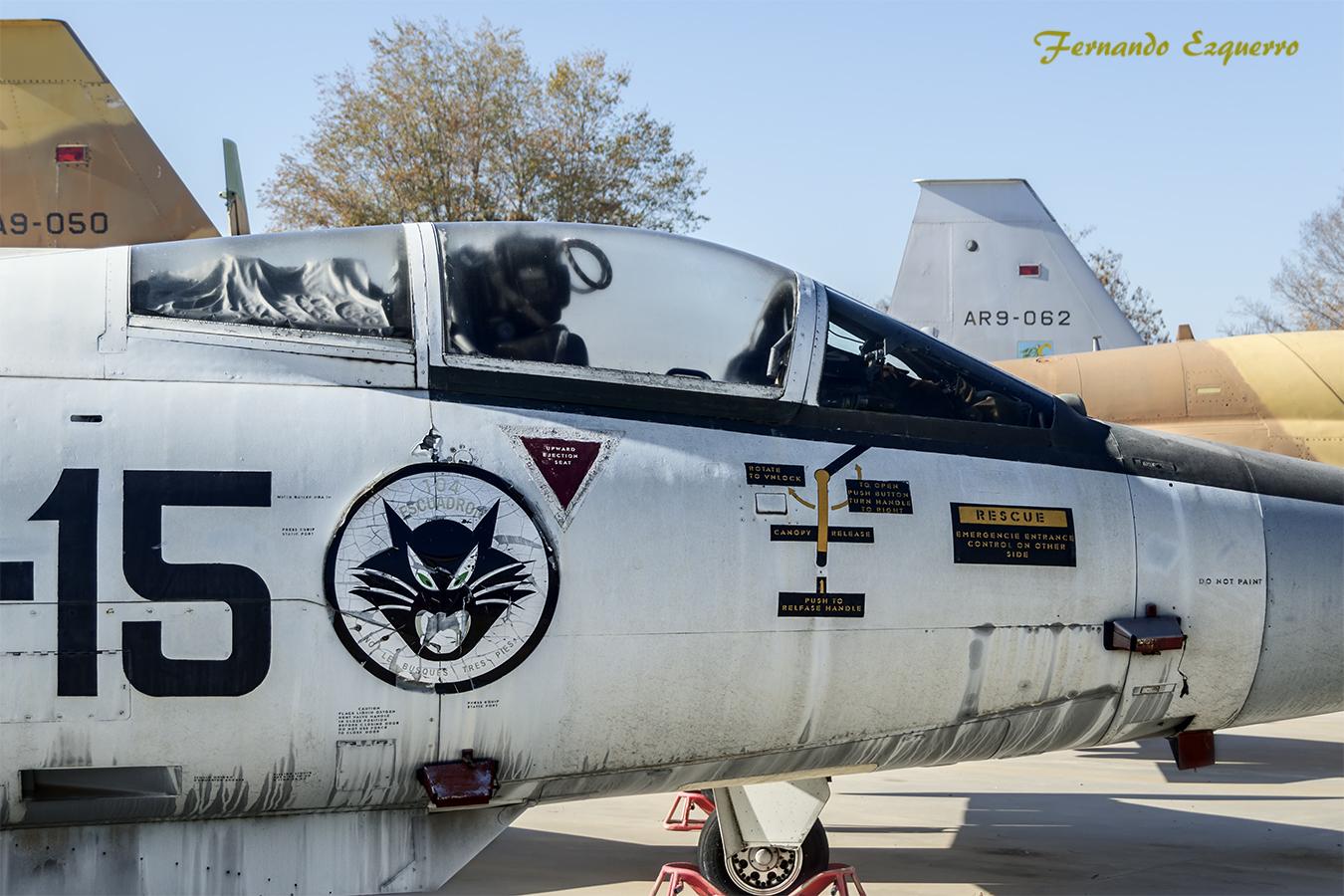 Lokcheed F-104 (Starfighter)