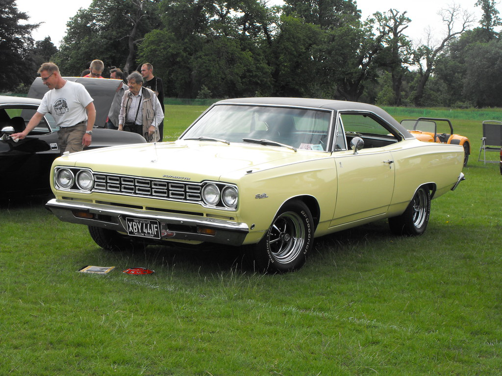 Plymouth Satellite - XBY 441F