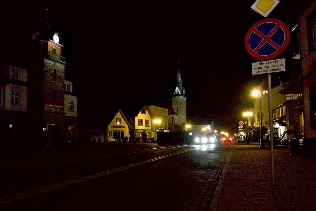 340/365: Main Street Evening