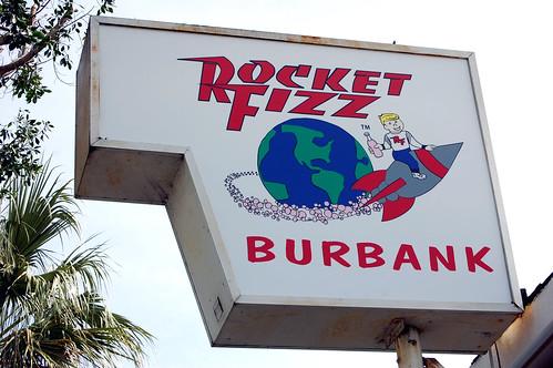 Rocket Fizz Burbank
