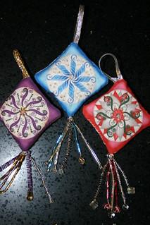 Marsha Bakers Ornaments