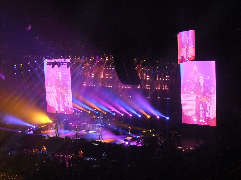 Paul McCartney - MEN, Manchester - 19th December 2011