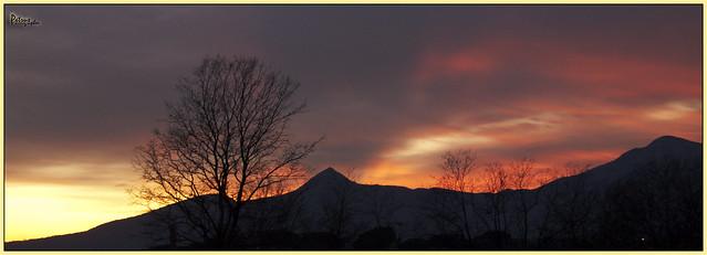 e dal tramonto 2011 l'alba 2012...
