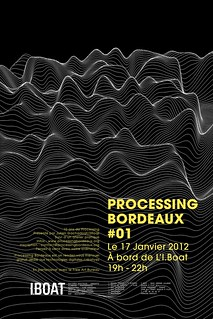 Processing Bordeaux #01 poster | by v3ga