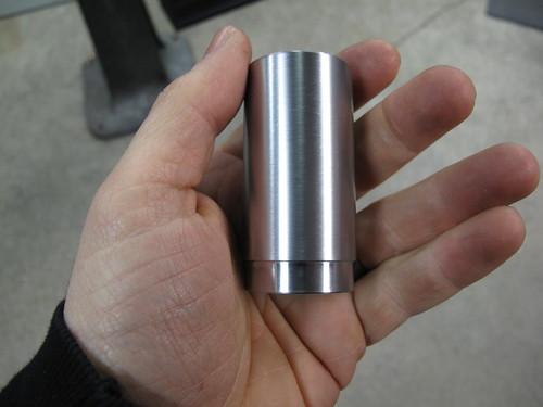 31.6mm (I.D.) seat tube insert