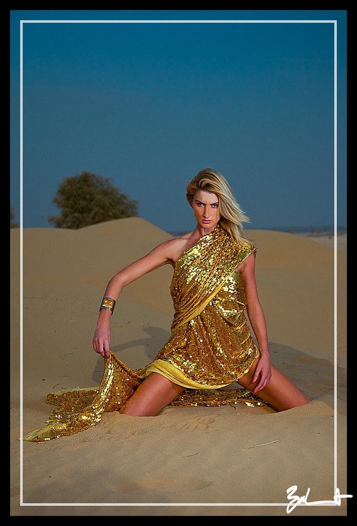 Desert Fashion Rebecca Gold Rebecca Davies Jones Ingo