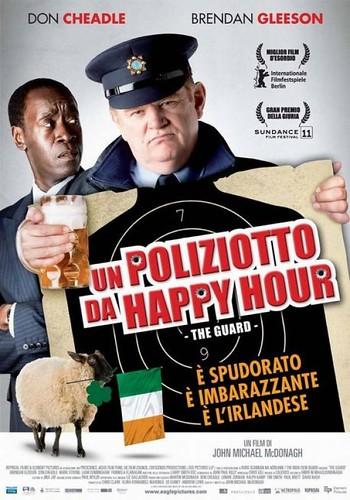 Locandina - Un poliziotto da Happy Hour