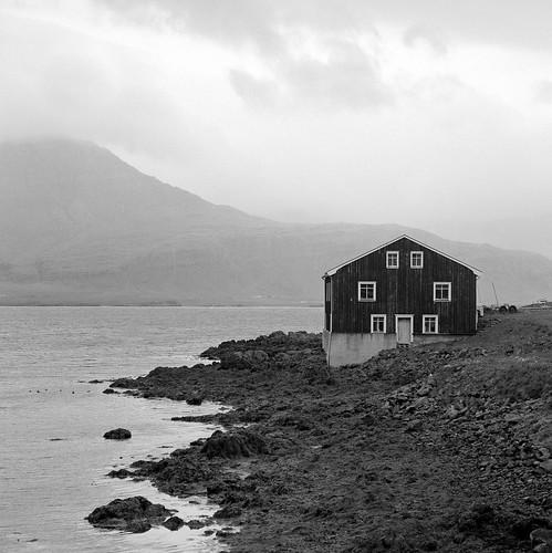 """Image titled """"House #2, Djúpivogur, Iceland."""""""