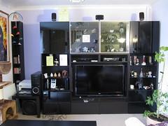 Mum's Ikea TV Unit