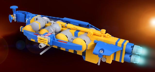 Homeworld Tanker