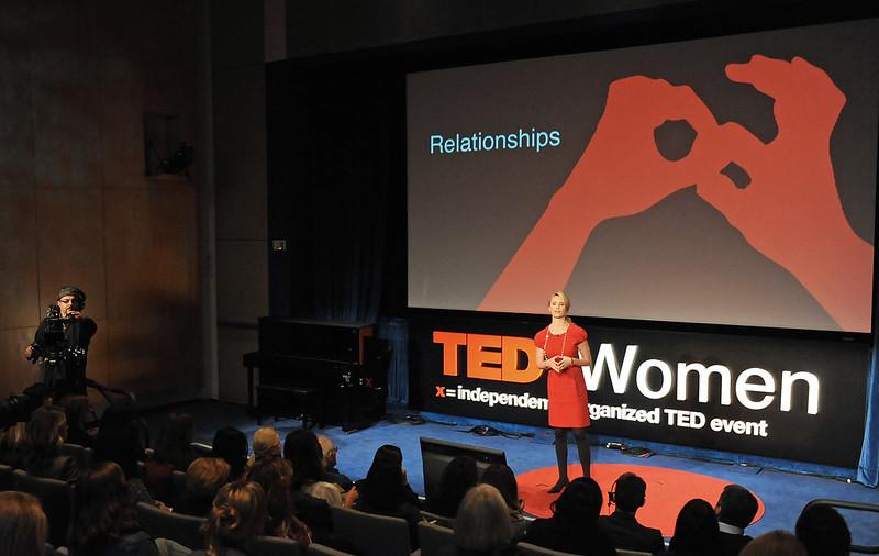 TEDxWomen speaker Jennifer Siebel