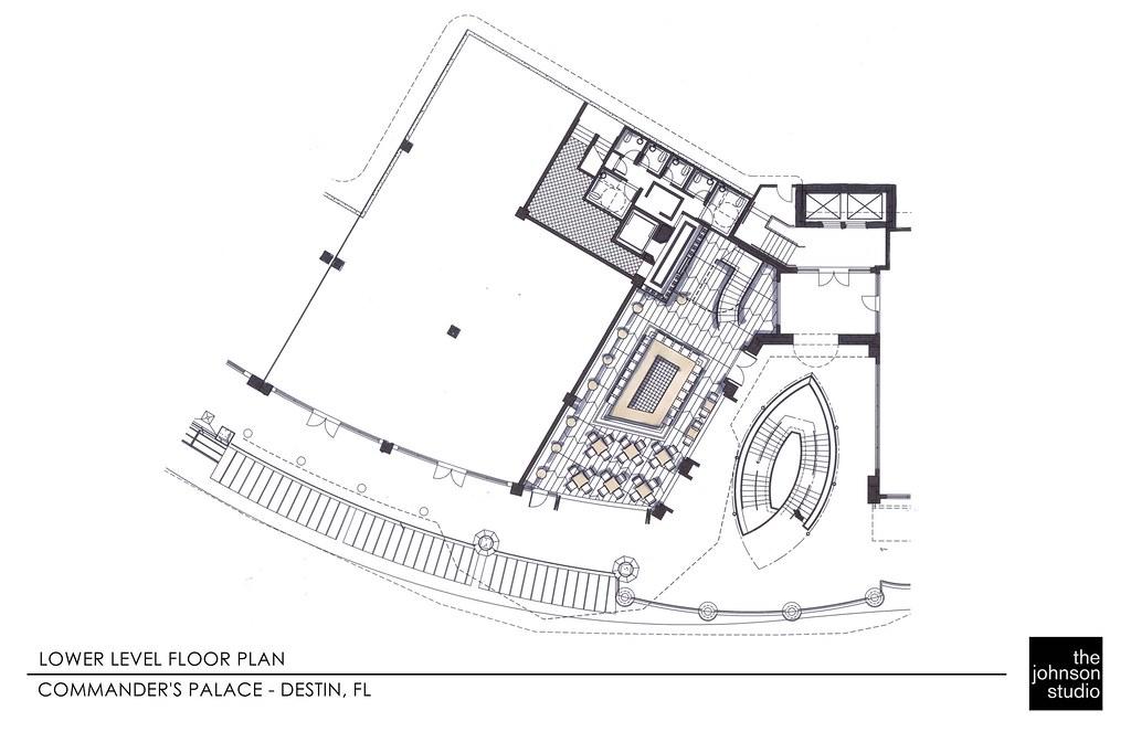 Floor Plan First Floor Emerald Grande At Harborwalk Village Flickr