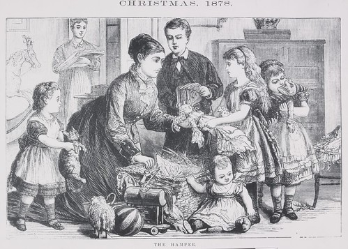 Christmas hamper | by State Library Victoria Collections