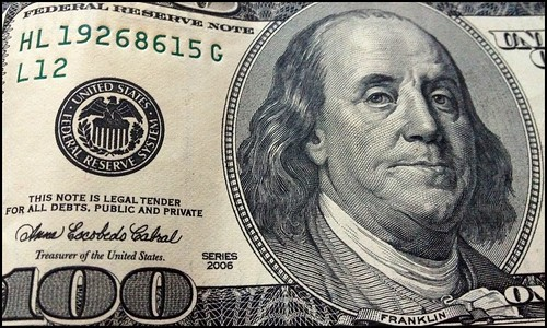 $100 United States one hundred dollar bill | by Tilley441