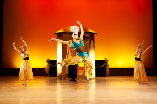 OPG Nutcracker 2011   by Ted Leung