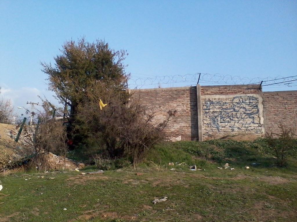 muros desegregacion