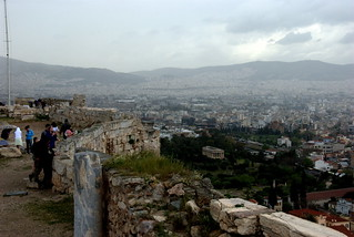 Overlooking Athens from the Acropolis | by Impulse Traveler