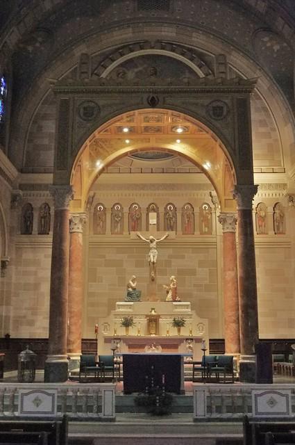 St. Joseph Monastery Parish, Passionist Monastery, Baltimore, MD