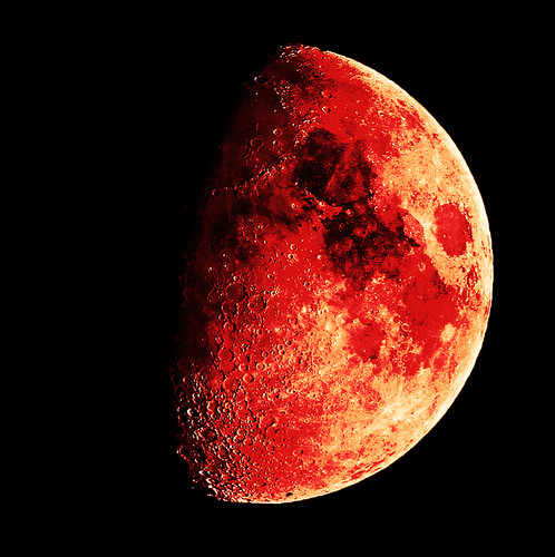 Blood Moon | by Hanzlers Warped Visions