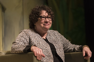 U.S. Supreme Court Associate Justice Sonia Sotomayor Visits Wheelock College, Boston, MA | by wheelockcollege