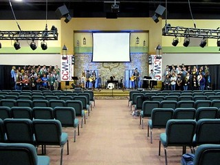 Sound check for SOW singing at CCWLC 2011 | by scottacunningham73