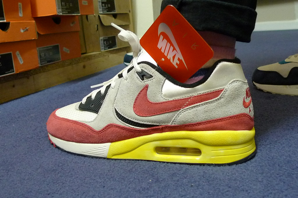 promo code a3cdf 5b9b5 by gooey wooey Nike Air Max Light Vintage QS ( 11).   by gooey wooey