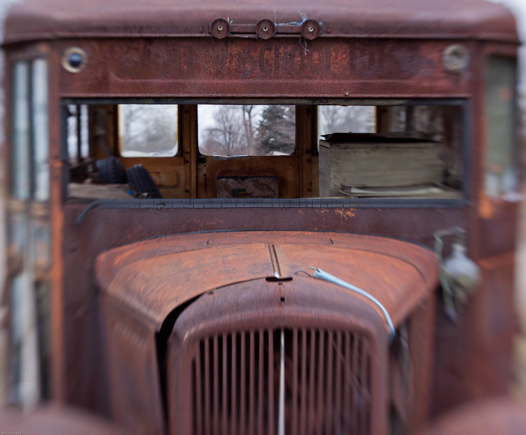 1935 REO Speedwagon Bus | Interestingly for sale for $4000 o