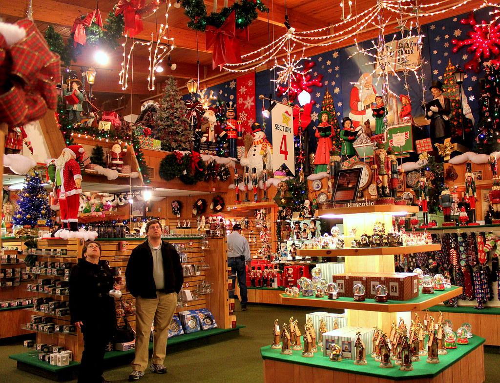 Bronners Christmas Wonderland.2 366 Bronner S Christmas Wonderland Yep That S How They