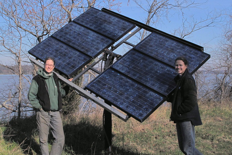 Solar Panels for Irrigation Pump