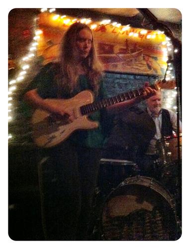 Megan Reilly & Steven Goulding at Lakeside Lounge, 1/7/12 ...