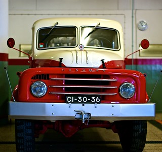 ACP (Touring Club of Portugal) tow (Hanomag, 1959)
