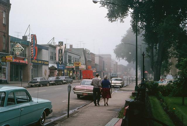 Main Street Fredericton