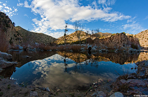 canon rebel xsi canyonreflections deepcreek california reflections desert unitedstates america usa