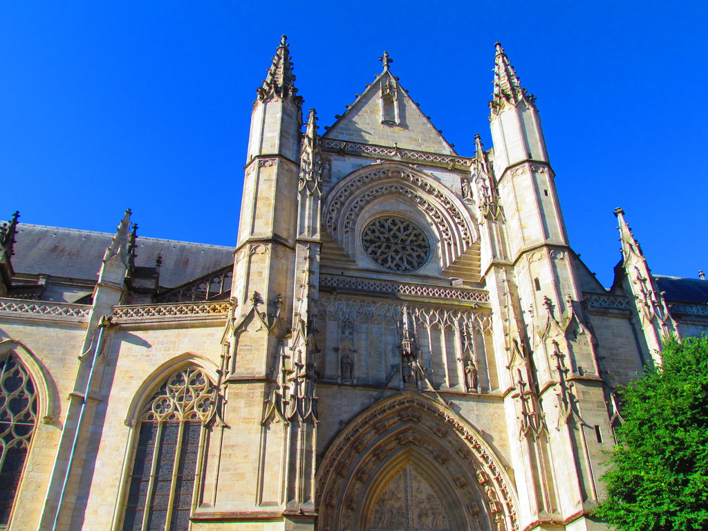 Basilique Saint-Michel, Bordeaux