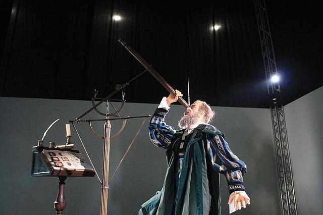 """Meeting 2009 - """"Cose mai Viste.  Galileo: fascino e travaglio di un nuovo sguardo sul mondo"""""""