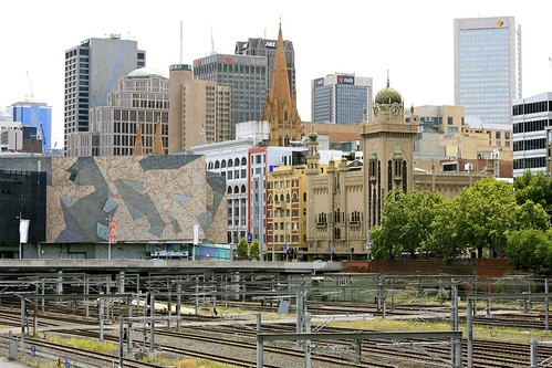 Train Tracks of Melbourne | by Alex E. Proimos