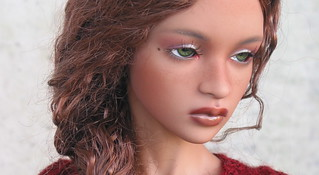 Iplehouse Ashanti, Faceup by Robbin | by Robbin With 2 Bs