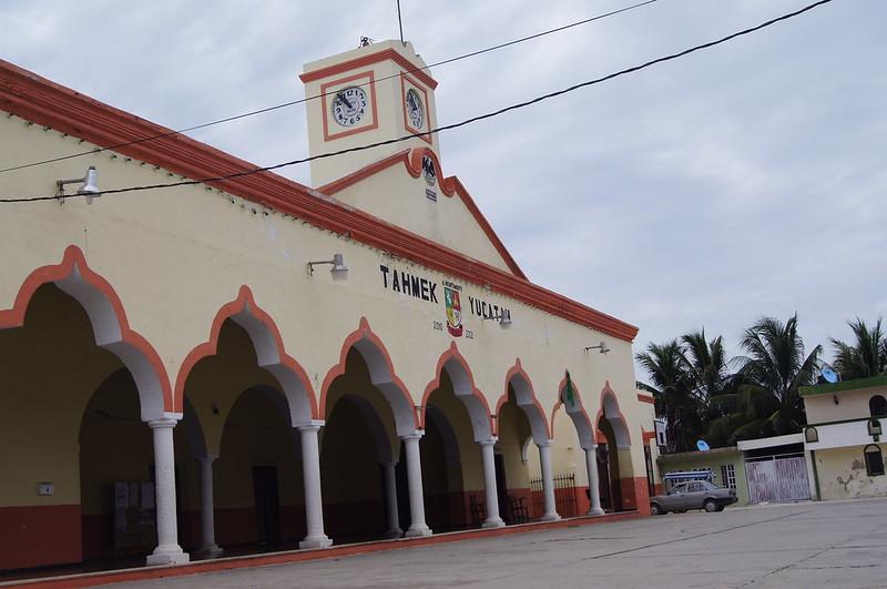 Tahmek Palacio Municipal