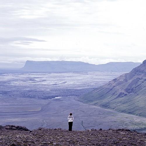 "Image titled ""Alice, Skaftafell, Iceland."""